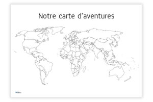 Notre carte d'aventures