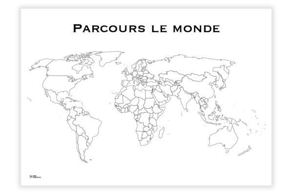 Parcours le monde